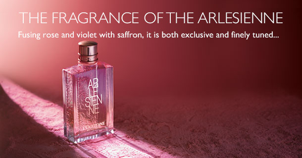 Fusing rose and violet with saffron, it is both elusive and finely tuned...