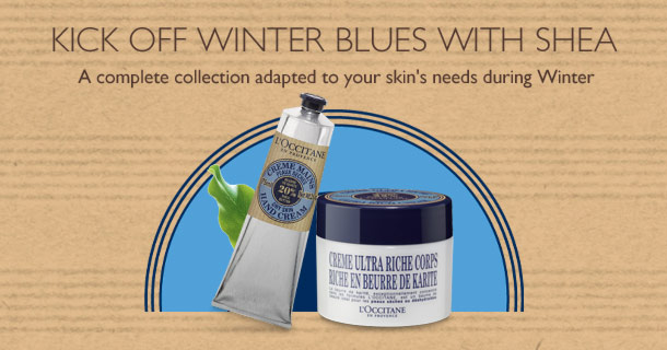 A complete collection adapted to your skin's needs during Winter