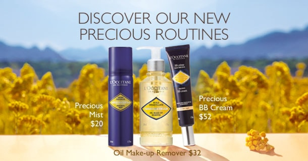 Discover Our New Precious Routines