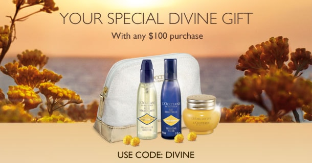 Your Special Divine Gift. Enter code: DIVINE