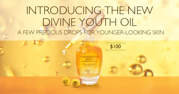 New Divine Youth Oil