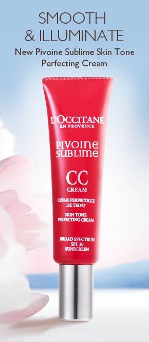 Smooth & Illuminate. New Pivoine Sublime Skin Tone Perfecting Cream