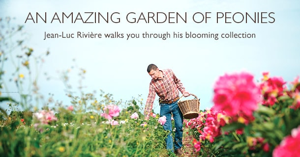 L'Occitane walks you through his blooming collection