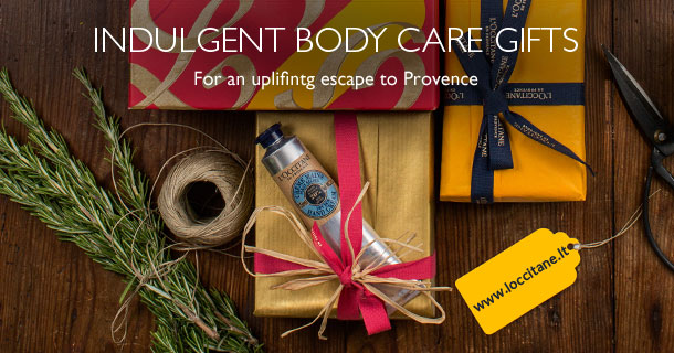 indulgent body care gifts