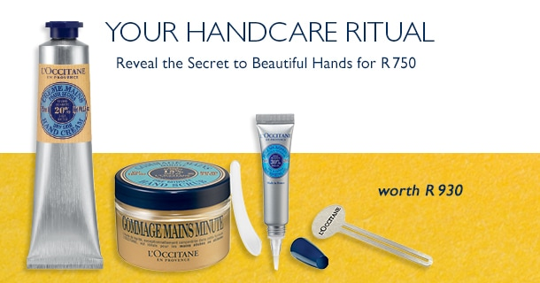 Your Hand Care Ritual