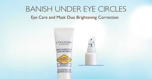 Eye Care and Mask Duo Brightening Correction