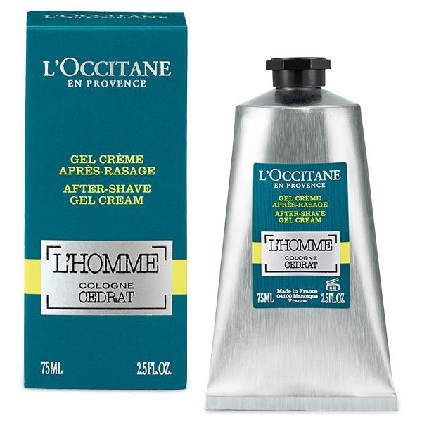 Bálsamo para después de afeitado L'Homme Cologne Cedrat