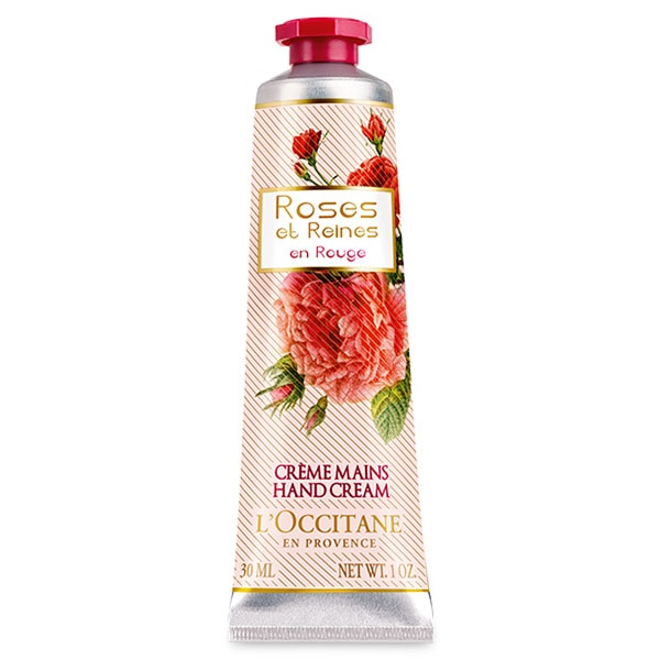 Roses et Reines en Rouge Hand Cream 30ml
