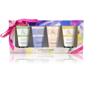 La Collection de Grasse Body Milk Quartet