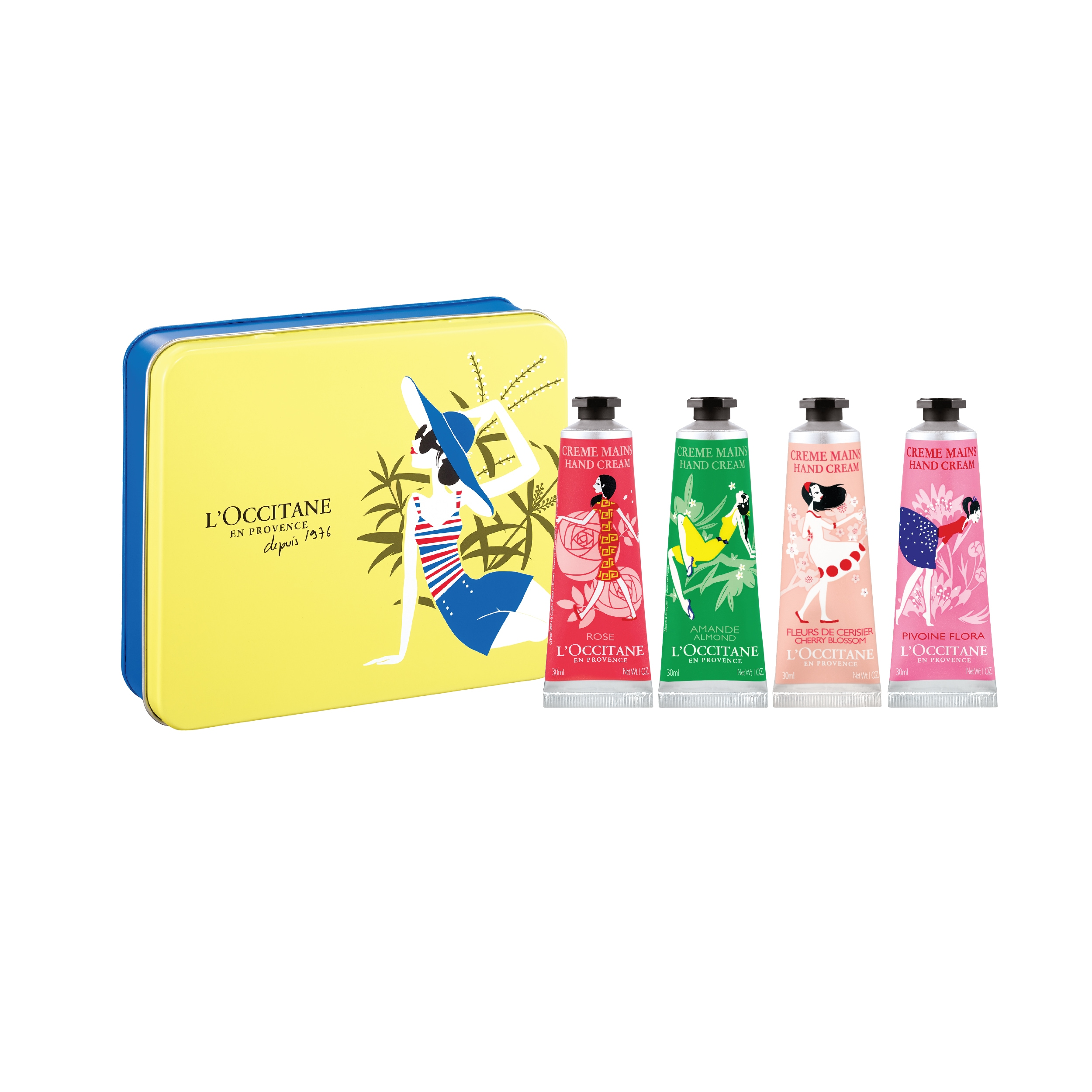 Hand Cream Quatour Set