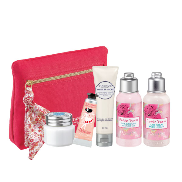 Sweet & Tender Getaway Set