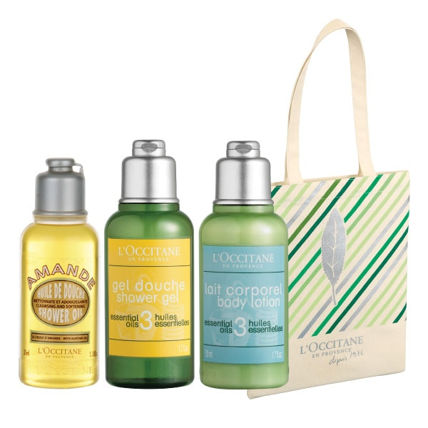 Shopping Bonus - Aroma Travel Set