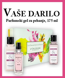 La Collection de Grasse Darilo ob nakupu Gel za prhanje