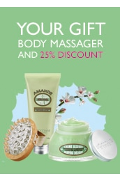 ALMOND BODY SHAPE PROMOTION