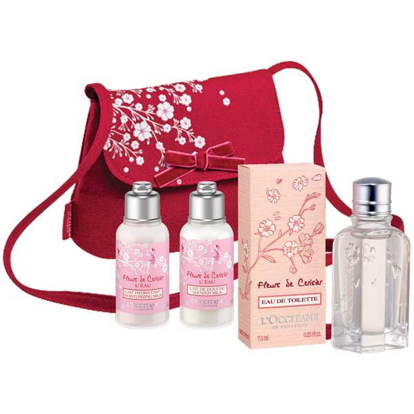 Cherry Blossom Mini Bag