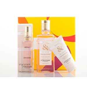 Néroli & Orchidée Perfume Set