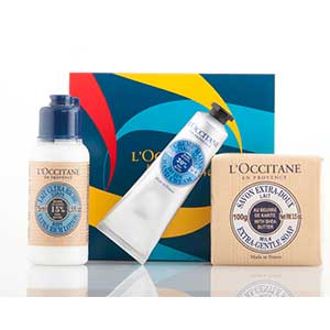 Nourishing Shea Butter Travel Set