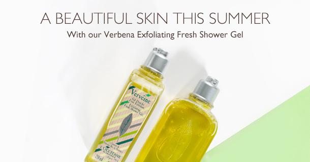 Verbena Exfoliating Shower Gel