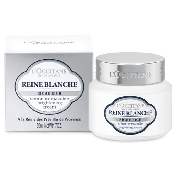 Reine Blanche Rich Brightening Cream