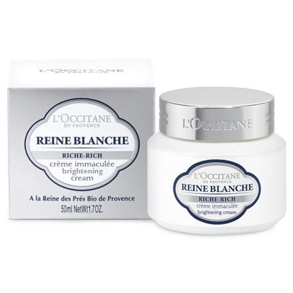 Reine Blanche Rich Brightening Cream