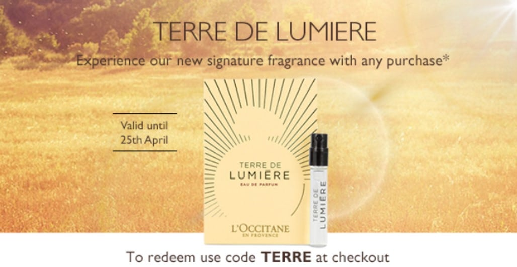 Terre de Lumiere Sampling