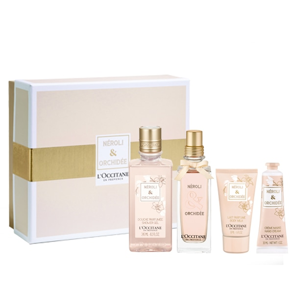 Irresistible Neroli & Orchidee Collection