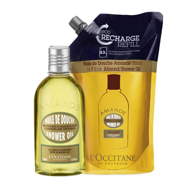 Almond Shower Treat