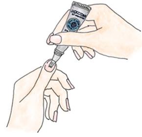 肌の角質層よりも油分が少なく、乾燥しやすいのが爪です。