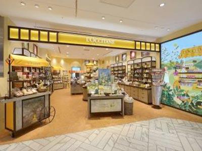 ロクシタンルミネ新宿2店