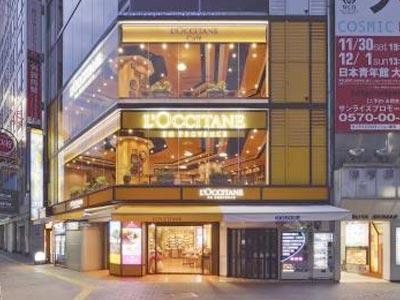 ロクシタン渋谷店 テラス・ド・プロヴァンス