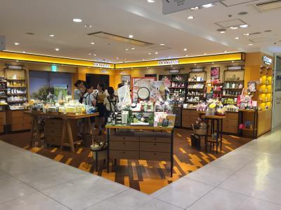 ロクシタン西武池袋店