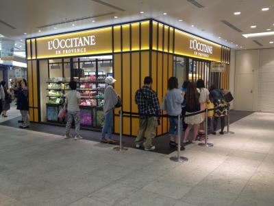 ロクシタン横浜ジョイナス店