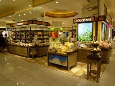 ロクシタン松坂屋名古屋店