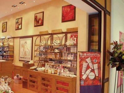 ロクシタンミント神戸店