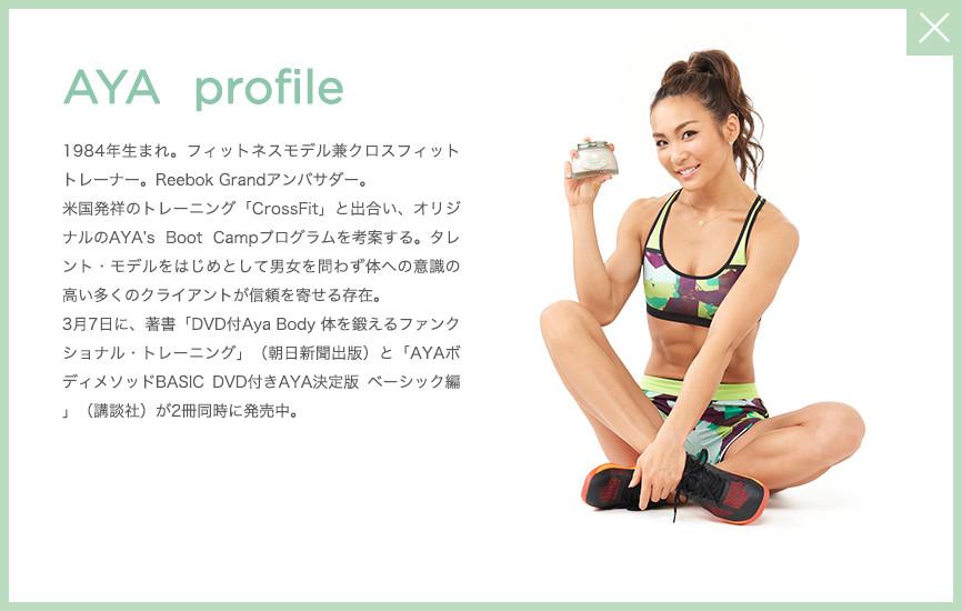 AYA  profile